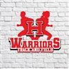 Harrison Warriors Track & Field or Cross Country