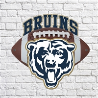 Tri-West Bruins High School Football