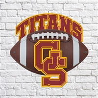 Gibson Southern Titans High School Football