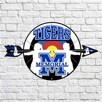 Memorial Tigers High School Archery