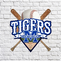 Memorial Tigers High School Baseball