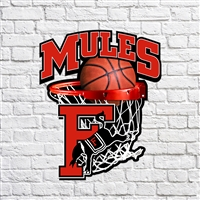 FCHS Mules High School Basketball