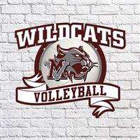 Mt Vernon Wildcats Volleyball