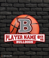 Custom Bosse Bulldogs Basketball