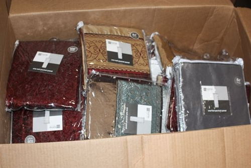 JCP Bedding and Linens Domestics Pallets