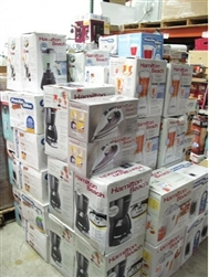 Liquidations Of Small Kitchen Appliances Overstock By The