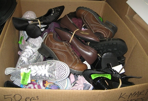 Wholesale Overstock Shoes Shoes Pallets Liquidation