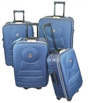 Pallets of Luggage, Truckloads of Luggage Suit Cases