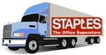 Staples, Office Supplies Truckload
