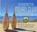 DVD - Fundamental Indian Club Movements
