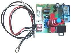 control circuit board w wire speed potentiometer 880 591 000. Black Bedroom Furniture Sets. Home Design Ideas