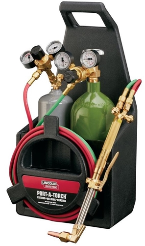 Lincoln Electric Port A Torch Outfit Kh990