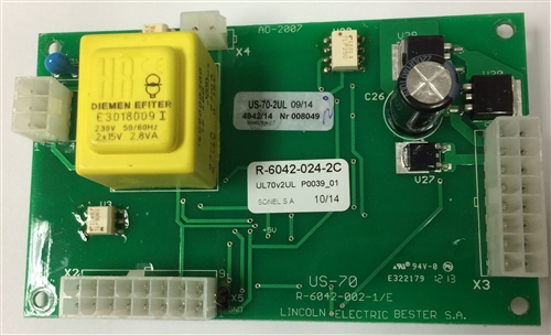 Control Circuit Board for Century 255 S27985-17, 9SS27985-17