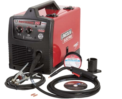 Lincoln Electric Factory Reconditioned Work-Pak 125 Wire Welder U2699-3