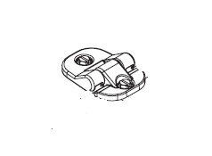 Lincoln Electric Door Hinge Assembly S25898-1
