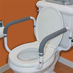 Toilet Support Rail