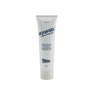 Aqua Gel Water Soluble Personal Lubricant