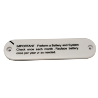 Guardian Alert Pendant Battery Cover