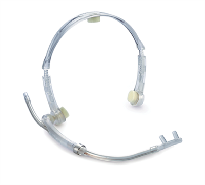 OxyArm Plus Adjustable Head Band with Nasal Cannula Arm and 7' tubing