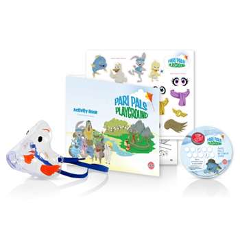 Pari VIOS Pediatric Nebulizer Complete Package