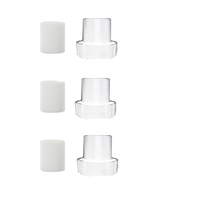 Filters for PARI Proneb Ultra and Vios Pro Nebulizers (3 per pack)