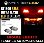 GL1800/F6B -  ULTRA FLASH (RED) RUNNING/BRAKE/SADDLEBAG LIGHT - LED UPGRADE [2PC]
