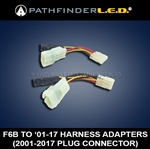 [F6B] ADAPTER PLUG HARNESS (PR)