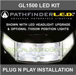 LED HEADLIGHT SYSTEM for HONDA GOLD WING GL1500