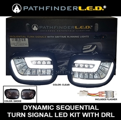 DYNAMIC SEQUENTIAL LED TURN SIGNAL KIT - GL1800/F6B