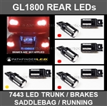 SHIPS AFTER 05/10/2021 - GL1800 REAR LED CONVERSION KIT