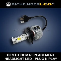 GL1000/GL1100/GL1200 LED Headlight Bulb