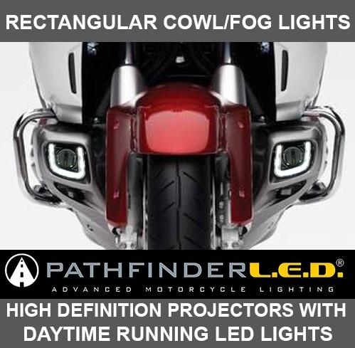 Prime Rectangular Led Fog Driving Light Kit With Daytime Led Lights For Wiring Digital Resources Attrlexorcompassionincorg