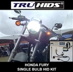 HONDA FURY PROFESSIONAL PLUG 'N PLAY HID KIT