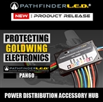 GOLD WING POWER DISTRIBUTION ACCESSORY HUB