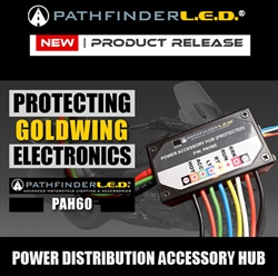POWER DISTRIBUTION ACCESSORY HUB