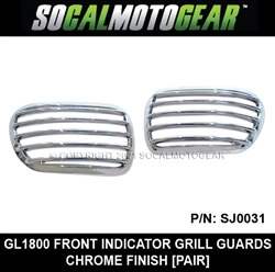 GL1800/F6B FRONT TURN SIGNAL GRILL GUARDS [PAIR]