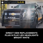 Vehicle LED Headlight Kit