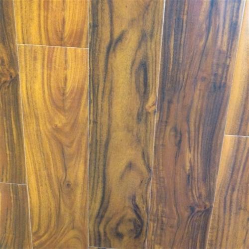 1233mm Handscraped Laminate Flooring Acacia Cinnamon