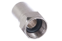 F Connector - Weatherproof - Corrosion resistant - RG6
