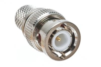 BNC Male Crimp Connector - Belden 9913 & LMR-400