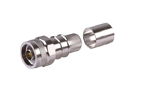 Times Microwave N Male Crimp Connector - LMR-600 - EZ-600-NMH-X