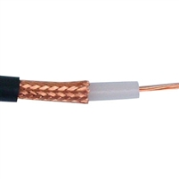 Buy RG8/U PVC Coax Cable by the FT