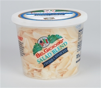BelGioioso Salad Blend Cheese (Shaved) 12/5 oz Cups