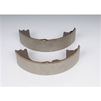 GM OE Factory Rear Parking Brake Shoes 2001-2010 Duramax Diesel Pick Ups