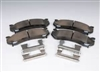 GM OE Factory Rear Brake Pads 2007-2013 2500 Duramax Diesel Pick Ups