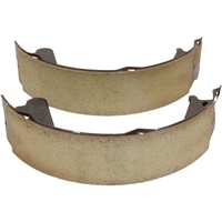 GM OE Factory Rear Parking Brake Shoes 2013-2015 Duramax Diesel Pick Ups