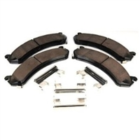 GM OE Factory Front Brake Pads 2007-2010 Duramax 3500 Dually Pick Ups