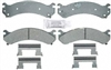 GM Professional Gold Series Front Brake Pads 2001-2010 Duramax Diesel Pick Ups