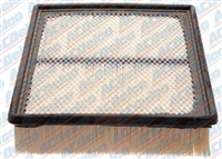 AC Delco Factory Air Filter For 2001-2005 GM Duramax LB7, LLY Pickup Trucks