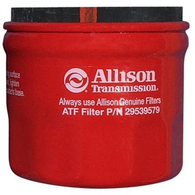 Picture of the Allison Spin-on Filter